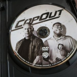 Other - Cop Out DVD Blank Case